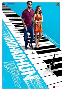 Andhadhun Movie Release Date, Cast, Trailer, Songs, Review