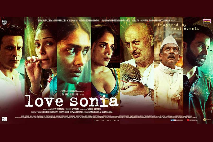 Love Sonia Movie Ticket Offers, Online Booking, Ticket Price, Reviews and Ratings
