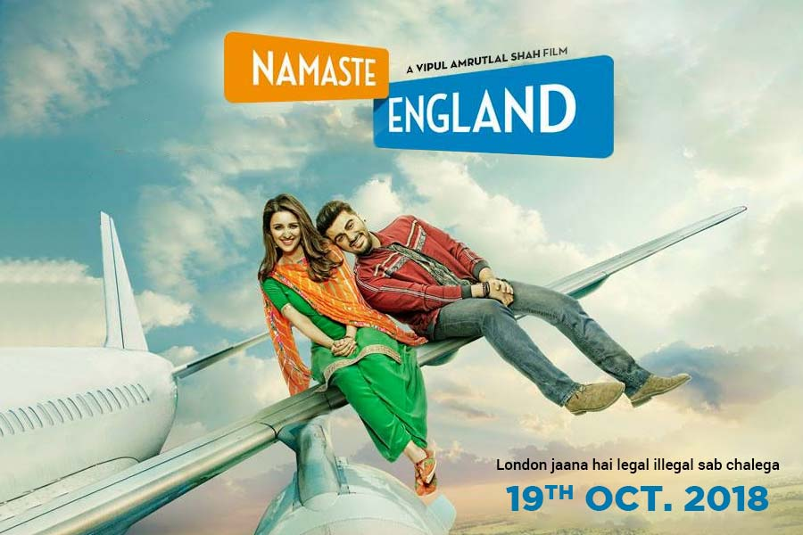 Namaste England Movie Ticket Booking Offers, Release Date, Cast, Trailer, Songs, Review