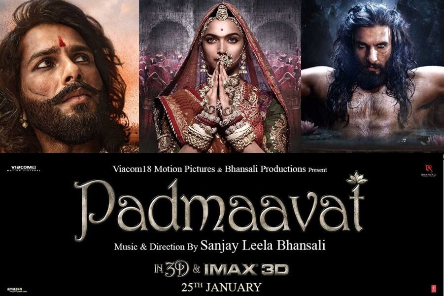 Padmaavat Movie Ticket Bookings Offers, Release Date, Cast, Trailer, Songs, Review