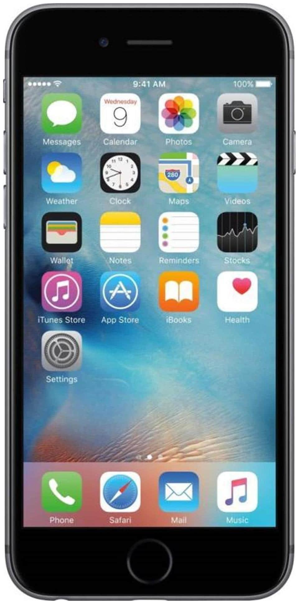 Apple iPhone 6s (Space Grey, 2GB RAM, 32GB)