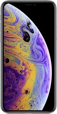 Apple iPhone XS (Silver, 4GB RAM, 64GB)