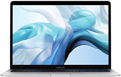 Apple MacBook Air MREA2HN/A Laptop (Mac, 8GB RAM, 128GB SSD, Intel Core i7, 8th Gen, Silver, 13.3 inch)