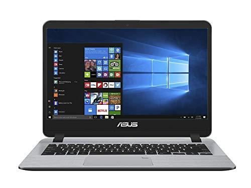 Asus Vivobook X407UA-BV345T Laptop (Windows 10, 4GB RAM, 1000GB HDD, Intel Core i3, Grey, 14.0 Inch)