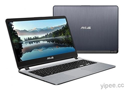 Asus Vivobook X507MA-BR072T Laptop (Windows 10, 4GB RAM, 1000GB HDD, Intel Celeron, Grey, 15.6 inch)