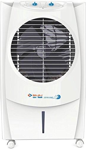 Bajaj Coolest Glacier DC 70 DLX Air Cooler (White, 70 L)