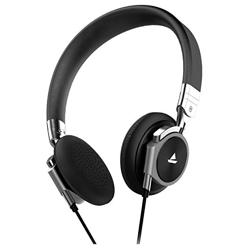 boAt BassHeads 950 Wired Headphone (Black)
