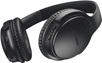 Bose QuietComfort 35 II Wireless Bluetooth Headphone (Black)