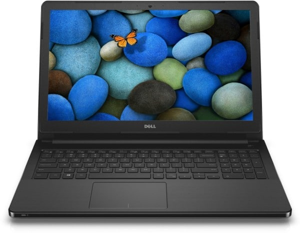 Dell Inspiron 3558 Laptop (Linux, 4GB RAM, 1000GB HDD, Intel Core i3, Black, 15.6 inch)