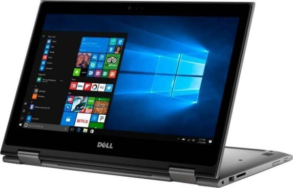 Dell Inspiron 5378 Laptop (Windows 10, 4GB RAM, 1000GB HDD, Intel Core i3, Silver, 13.3 inch)
