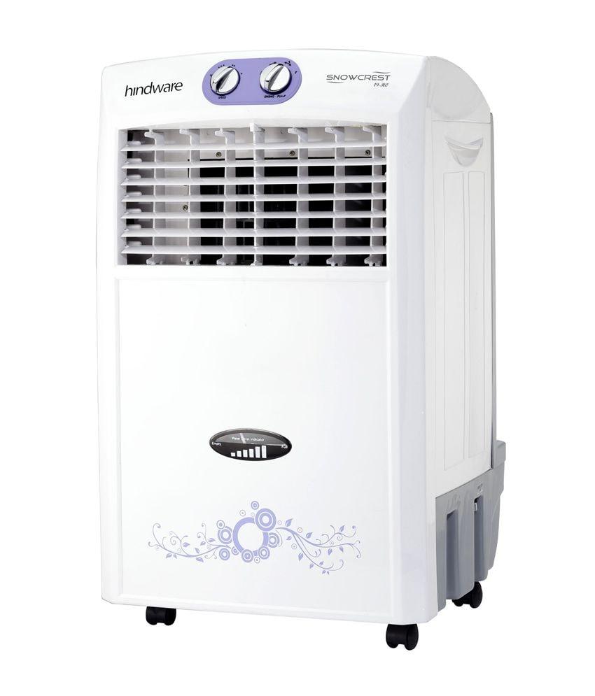 Hindware Snowcrest 19HO Air Cooler (White, 19 L)