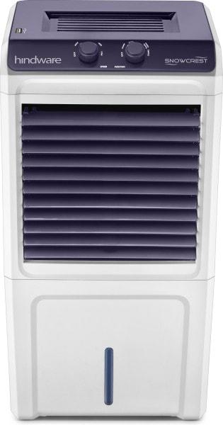 Hindware Snowcrest Cube Air Cooler (Purple & White, 12 L)