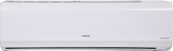 Hitachi 1.5 Ton 4 Star Inverter Split AC (Copper Condensor, 417HCEA, White)