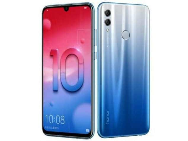 Honor 10 Lite (Gradient Blue, 4GB RAM, 64GB)