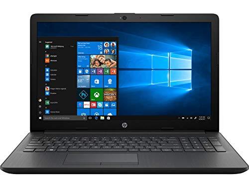 HP 15q-ds0010TU Laptop (Windows 10 Home, 8GB RAM, 1000GB HDD, Intel Core i5, Sparkling Black, 15.6 Inch)
