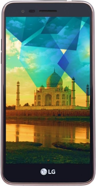 LG K7i (Brown, 2GB RAM, 16GB)