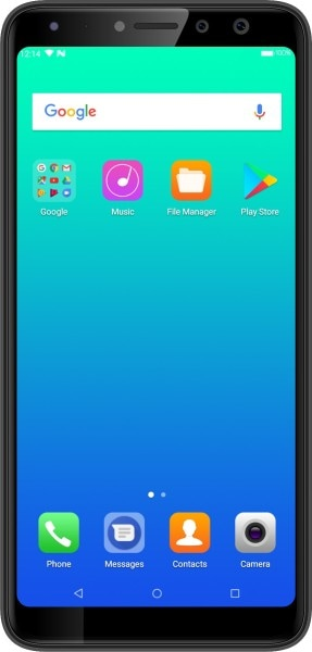 Micromax Canvas Infinity Pro (Black, 4GB RAM, 64GB)