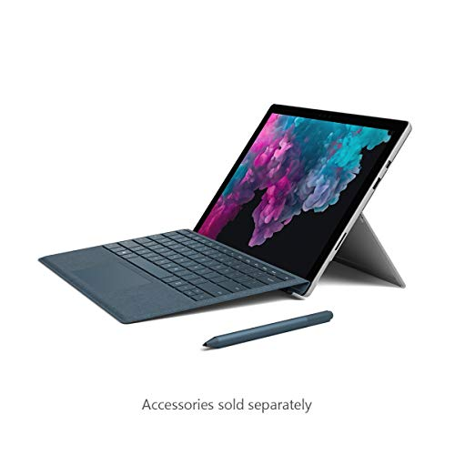 Microsoft Surface Pro 6 LGP-00001 Laptop (Windows 10, 8GB RAM, 128GB HDD, Intel Core i5, Silver, 12.3 inch)
