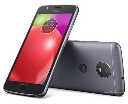 Motorola Moto E4 (Grey, 2GB RAM, 16GB)