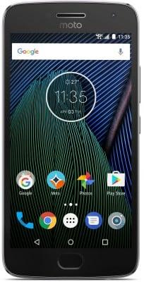 Motorola Moto G5 Plus (Lunar Grey, 4GB RAM, 32GB)