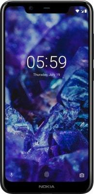 Nokia 5.1 Plus (Black, 3GB RAM, 32GB)