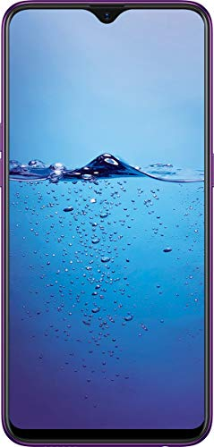 Oppo F9 (Steller Purple, 4GB RAM, 64GB)