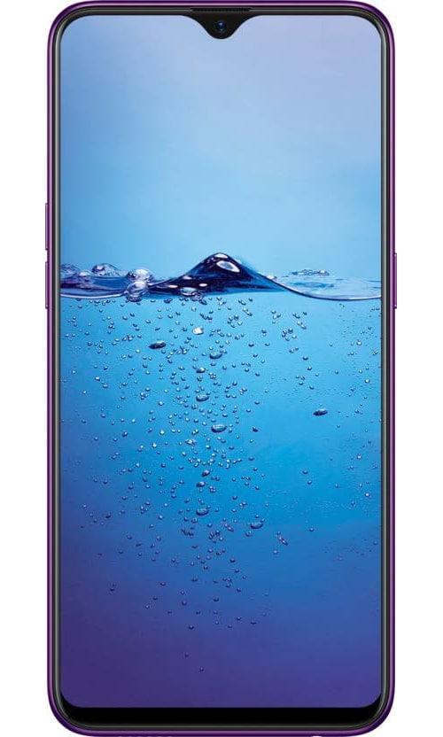 Oppo F9 (Stellar Purple, 4GB RAM, 64GB)