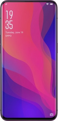 Oppo Find X (Glacier Blue, 8GB RAM, 256GB)