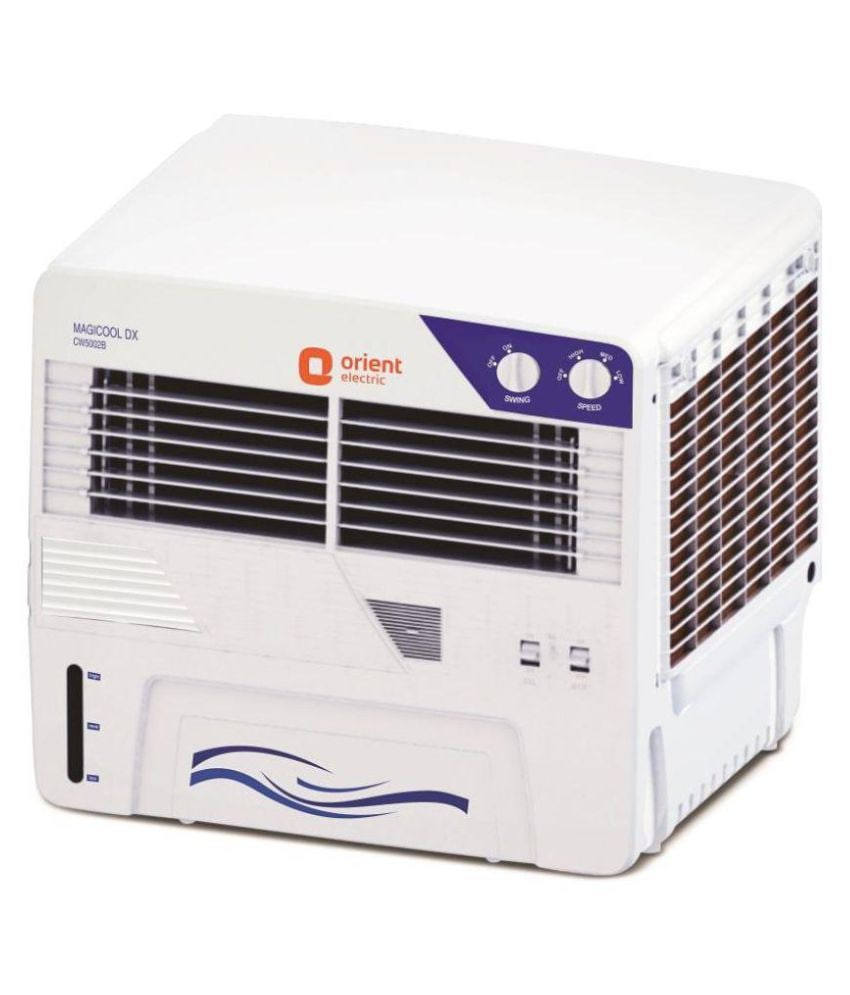 Orient Magicool DX Air Cooler (White, 50 L)