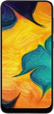 Samsung Galaxy A30 (Black, 4GB RAM, 64GB)