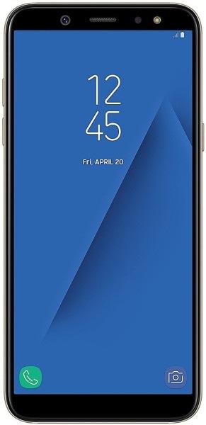 Samsung Galaxy A6 (Gold, 4GB RAM, 32GB)