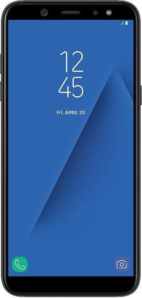 Samsung Galaxy A6 (Black, 4GB RAM, 64GB)