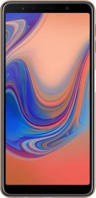 Samsung Galaxy A7 (2018) (Gold, 4GB RAM, 64GB)
