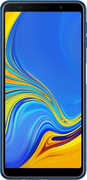 Samsung Galaxy A7 (2018) (Blue, 6GB RAM, 128GB)