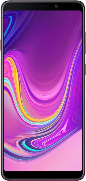 Samsung Galaxy A9 (2018) (Bubble Gum Pink, 6GB RAM, 128GB)