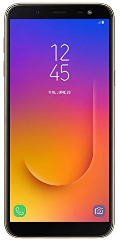 Samsung Galaxy J6 (Gold, 4GB RAM, 64GB)