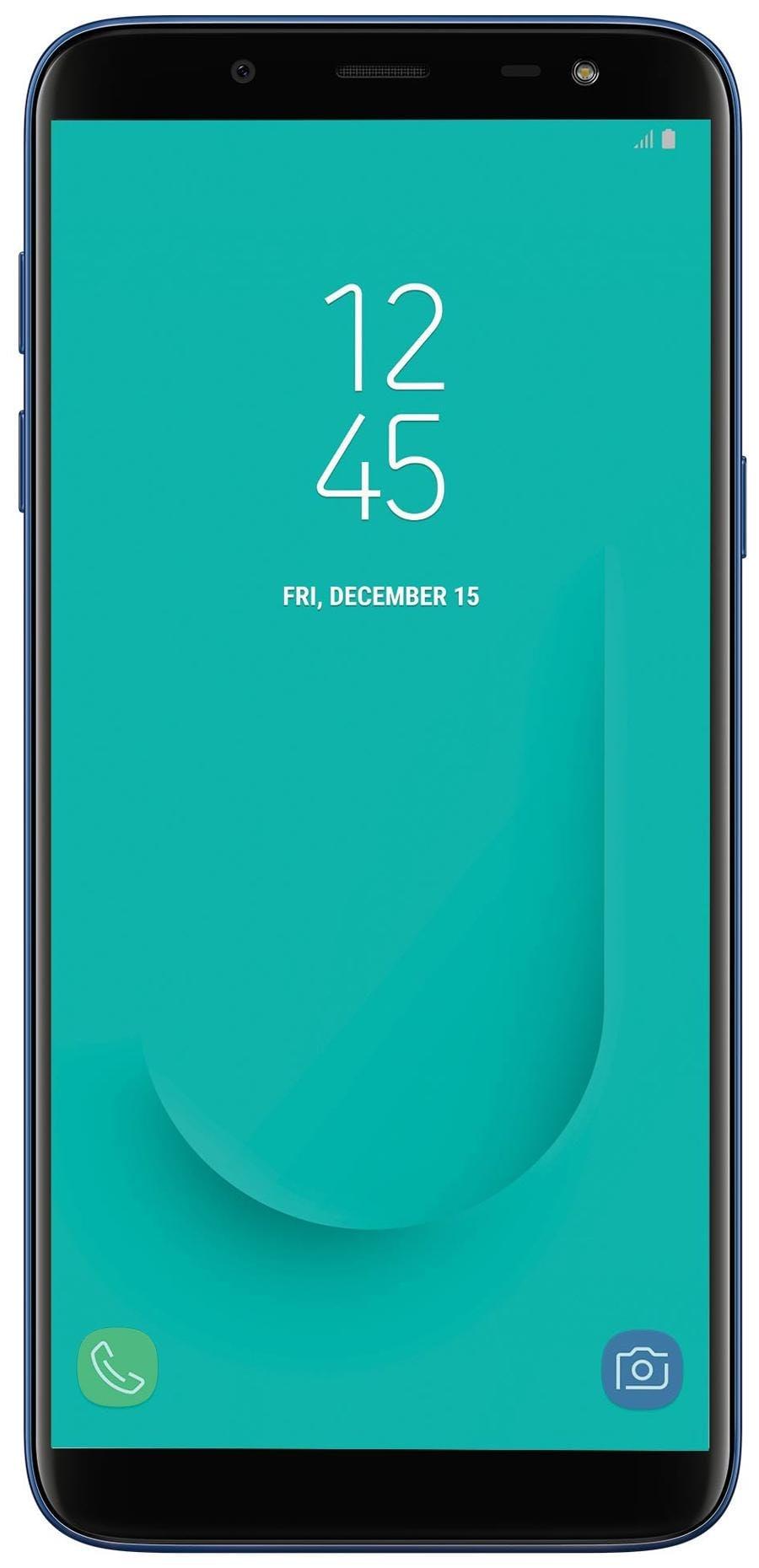Samsung Galaxy J6 (Blue, 3GB RAM, 32GB)
