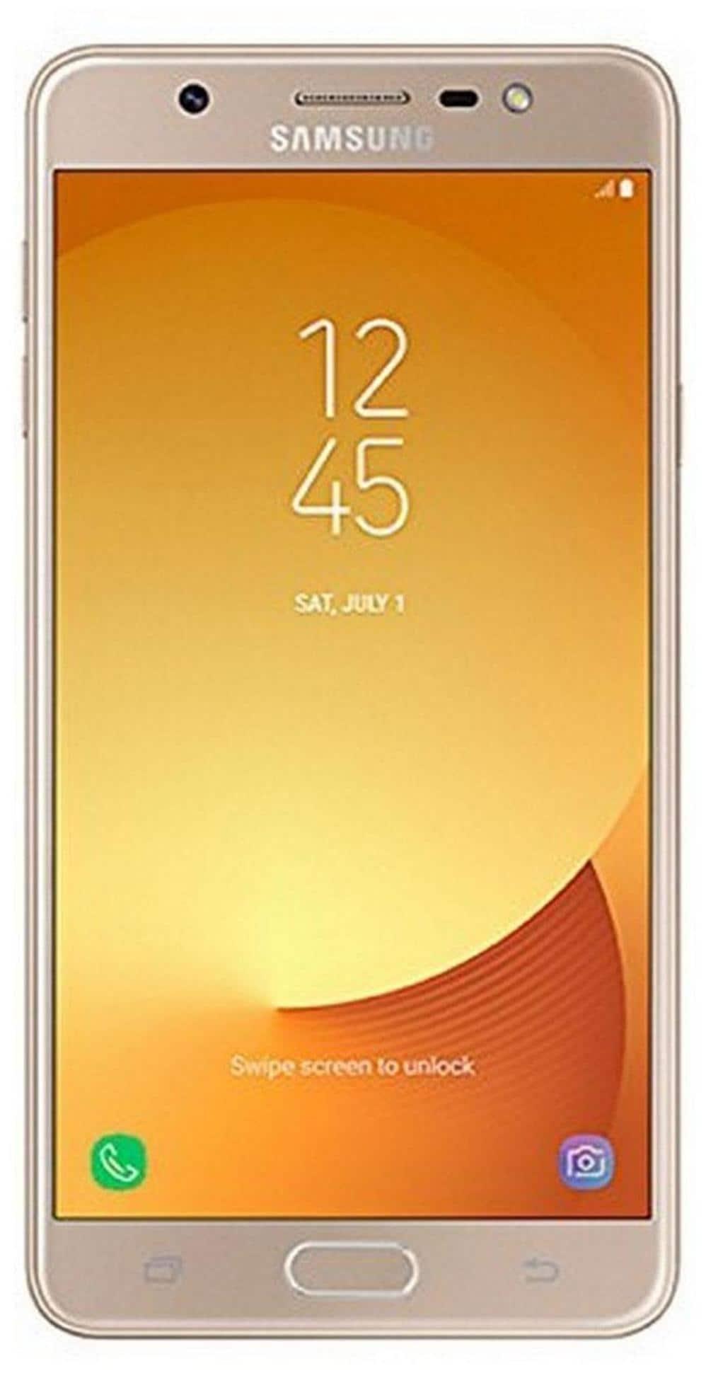Samsung Galaxy J7 Max (Gold, 4GB RAM, 32GB)