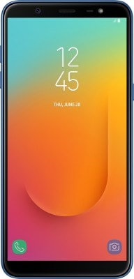 Samsung Galaxy J8 (Blue, 4GB RAM, 64GB)