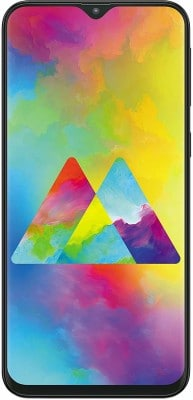 Samsung Galaxy M20 (Charcoal Black, 4GB RAM, 64GB)