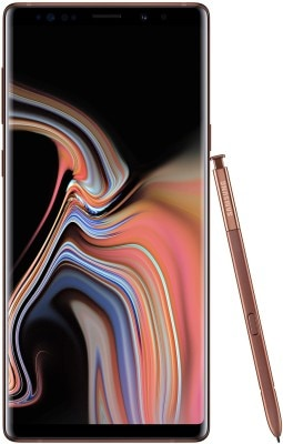 Samsung Galaxy Note 9 (Metallic Copper, 6GB, 128GB)