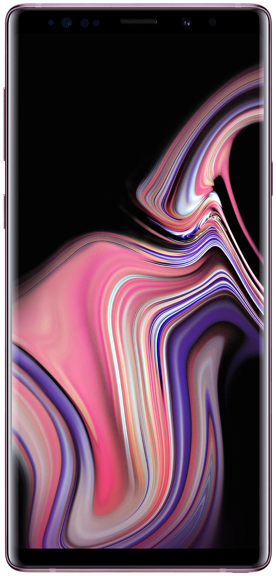 Samsung Galaxy Note 9 (Lilac Purple, 6GB RAM, 128GB)
