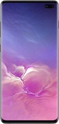 Samsung Galaxy S10 Plus (Black, 8GB RAM, 128GB)