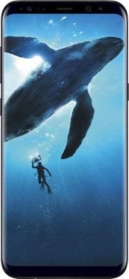 Samsung Galaxy S8+ (Midnight Black, 4GB RAM, 64GB)