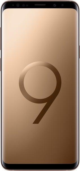 Samsung Galaxy S9+ (Sunrise Gold, 6GB RAM, 128GB)