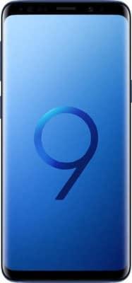 Samsung Galaxy S9+ (Coral Blue, 6GB RAM, 128GB)