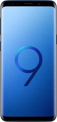 Samsung Galaxy S9 (Coral Blue, 4GB RAM, 64GB)