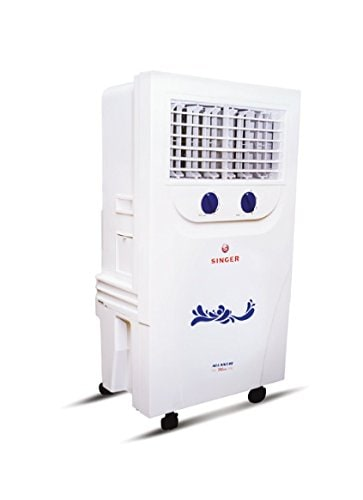 Singer Atlantic Mini Air Cooler (White, 20 L)
