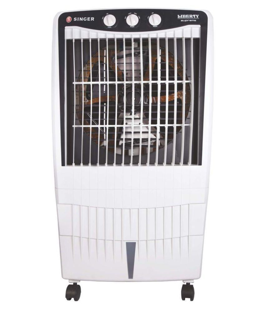 Singer Liberty Supreme Air Cooler (White, 85 L)