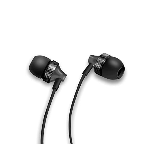 Sound One E20 Wired Earphones (Black)